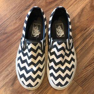 Vans Chevron Sneakers